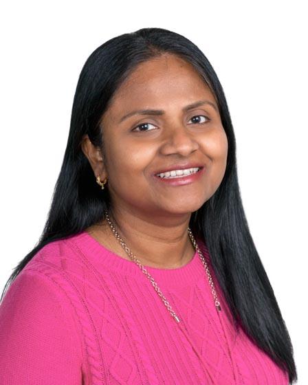 Jamuna Rajasingham, MD
