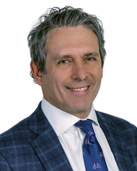 Michael Scherl, MD